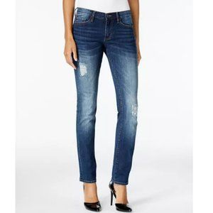 Buffalo ~ Hope Mid Rise Curvy Fit Straight Jeans